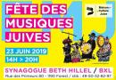 Fête des musiques juives<br><img src='https://www.sarmentsforestois.be/wp-content/uploads/06-23.png' width='35'>