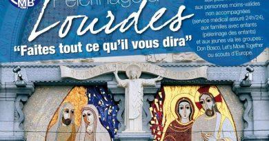 Pélé Lourdes 2018<br><i>Faites tout ce qu'il vous dira</i>