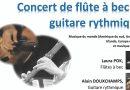Concert à la paroisse Saint Curé d'Ars