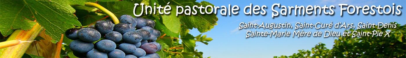 Unité pastorale des Sarments Forestois