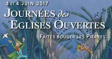 Journées Eglises Ouvertes<br><i>Faites bouger les pierres</i><br><img src='http://www.sarmentsforestois.be/wp-content/uploads/06-03_04.png' width='35'>