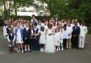 Baptêmes, premières communions et confirmations (10/05/2018)