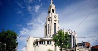 Visite de l'église Saint Augustin, avec possibilitéd'accès accompagné au panorama
